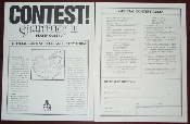 NOS Gauntlet II Contest Sheet